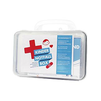 Kindernotfall-Box | Erste-Hilfe Set für Kinder